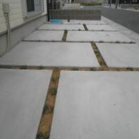 土間コンクリート施工、補修