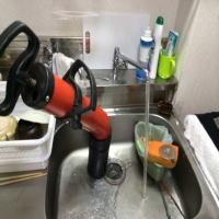 キッチンのつまり・水漏れ修理