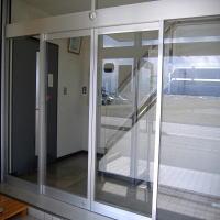 自動ドア 設置、修理