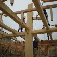 木造建築工事