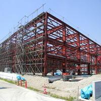 鉄筋コンクリート建築工事